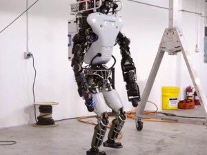 DARPA's robot