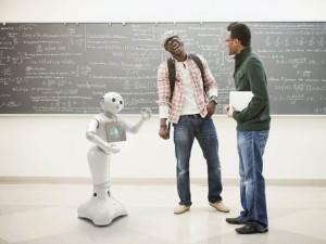 Softbanks Pepper Robot